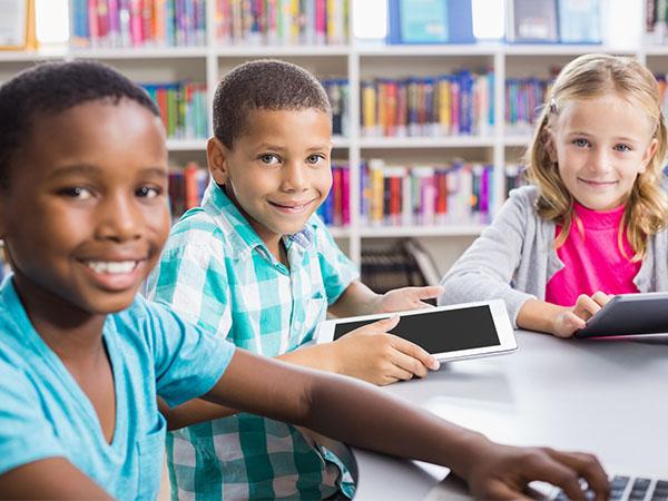 Kids Learn Online Section