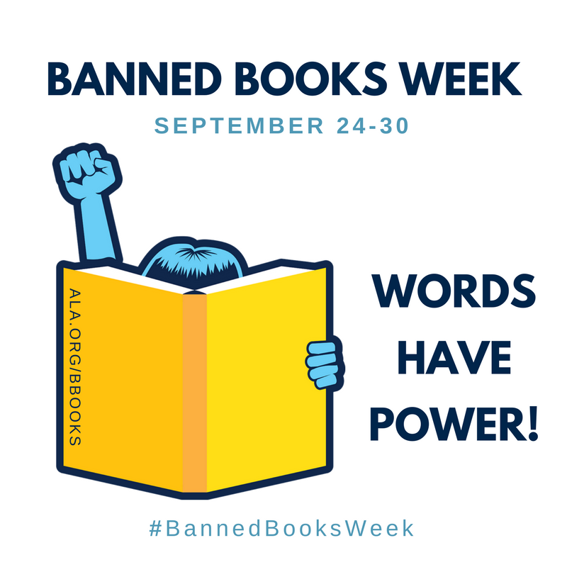 Join PCPLS in celebrating Banned Books Week - Porter County Public ... c30c9d4aba1e3